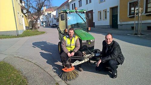 Gemeindefahrzeug